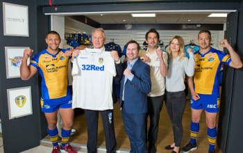 New Store Opened by Yorkshire Sports Stars