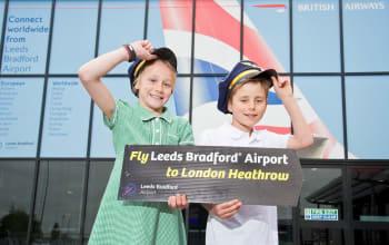 Kids Fly Free to Heathrow with British Airways