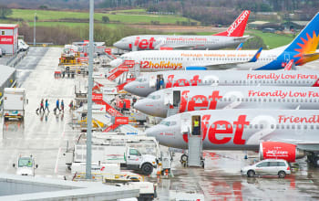 Record Passenger Numbers at LBA