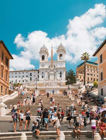 Spanish steps, Rome