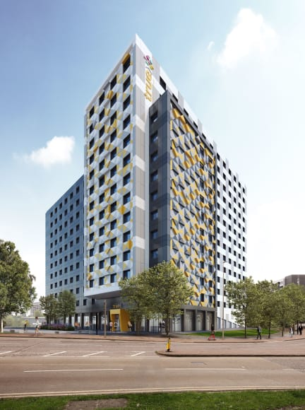 Student Accommodation in Salford near Media City and Salford Quays