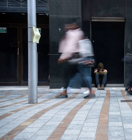 Rough sleepers count so count all rough sleepers