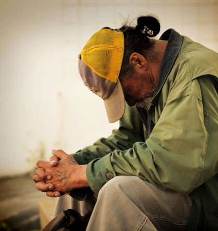 Homelessness and the pandemic: what we're seeing going forward.