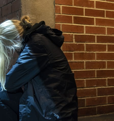 Women experiencing homeless during Covid-19