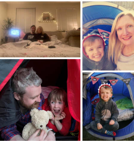 A huge thanks to everyone who helped raise £2500 through our Little Sleep In