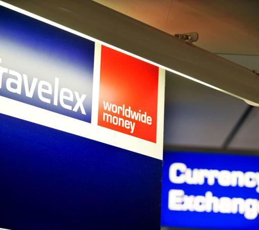 Travelex at Leeds Bradford Airport