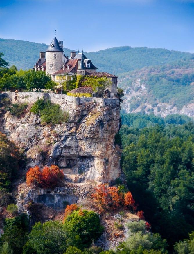 Perigeaux Castle, Perigord