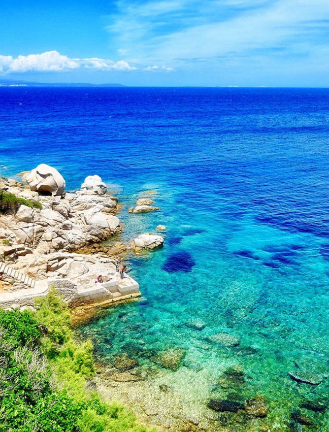 Capo Testa, Sardinia