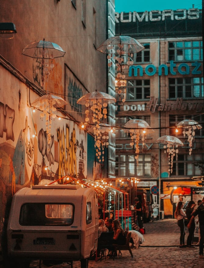 Neonside, Wrocław