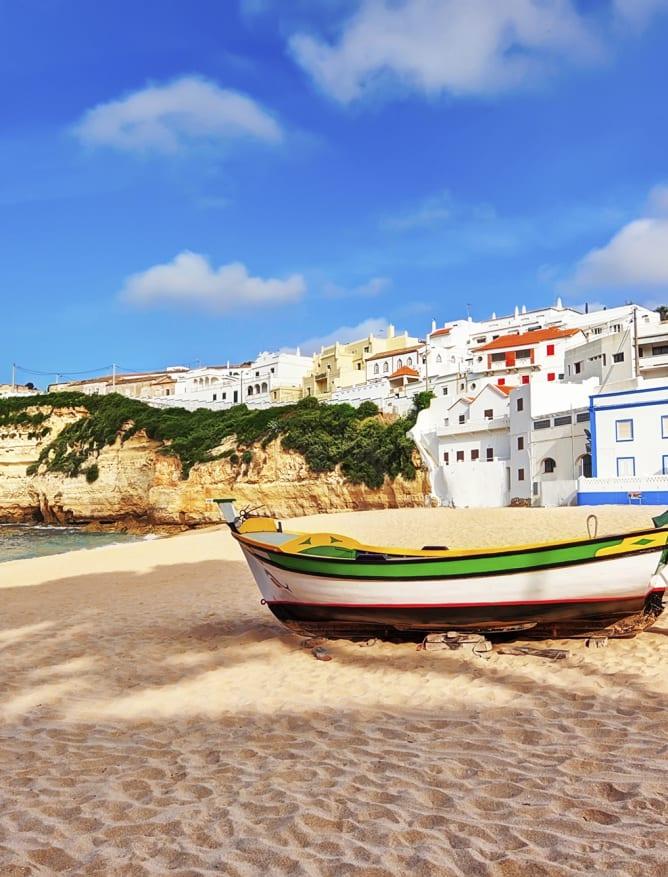 Portugal in spring