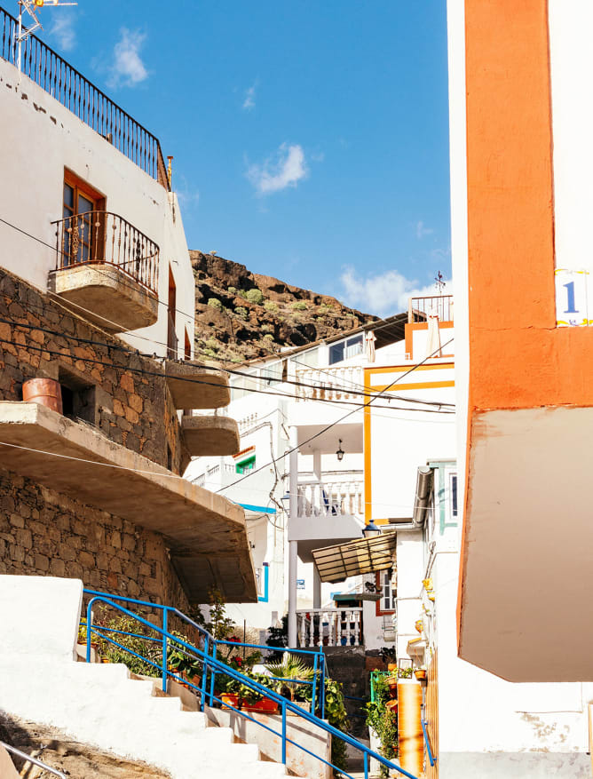 Las Palmas architecture