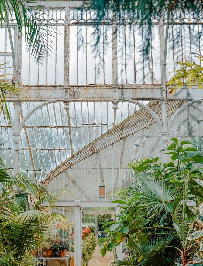 Botanical gardens in Belfast