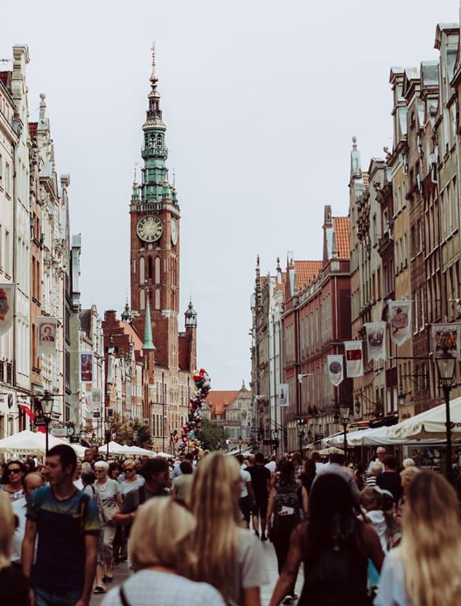 Central Gdansk
