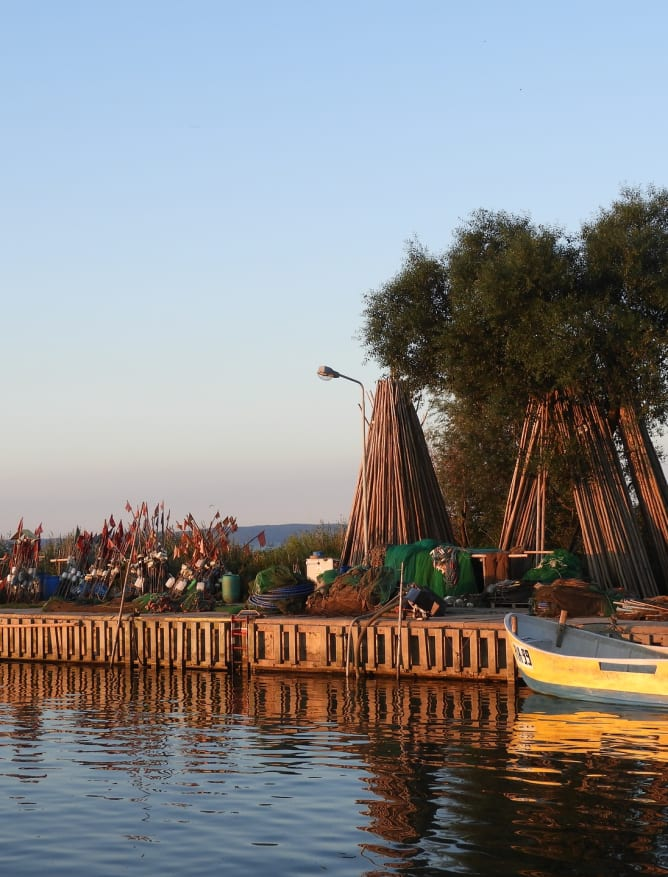 River Vistula Lagoon