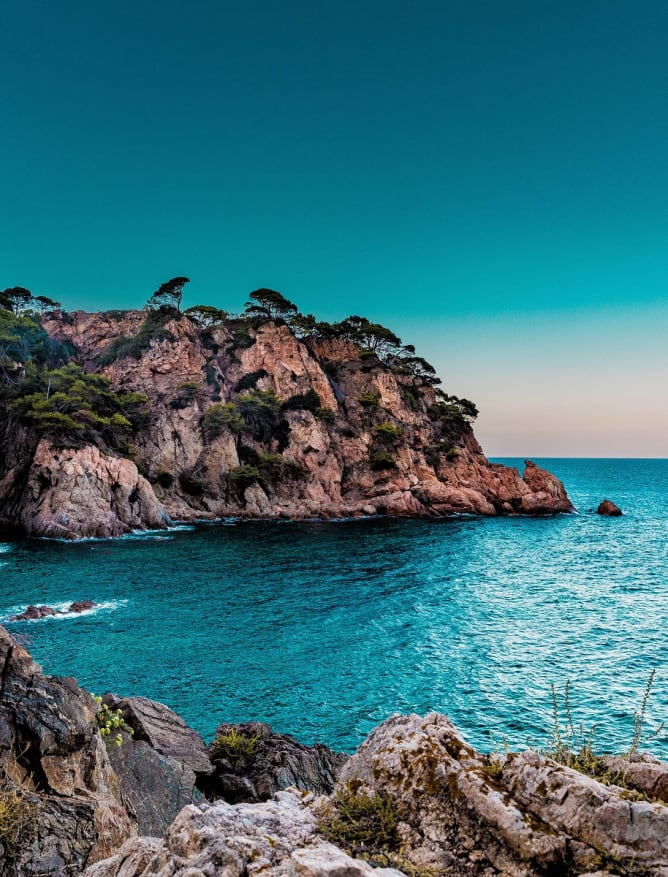 A private patch of Marbella's coast