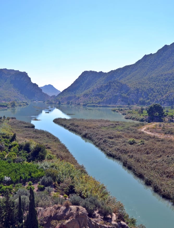 Valley of Ricote, Murcia Region