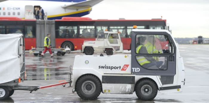 Swissport Ground Operation