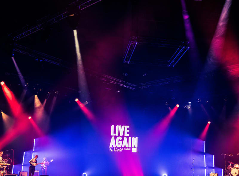 Live Again, 2021