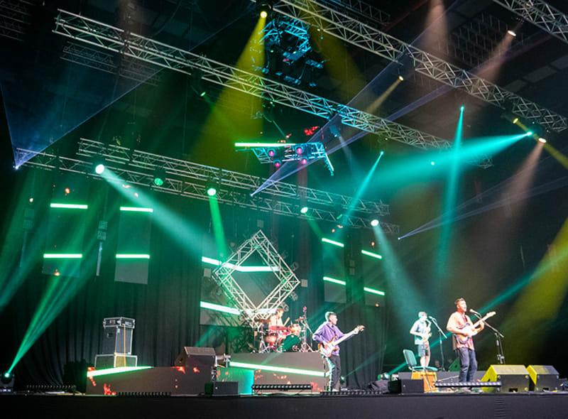 Diamond Stage at Graduation Showcase 2019