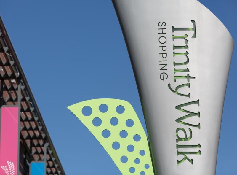 Trinity Walk © Be Wakefield, 2021