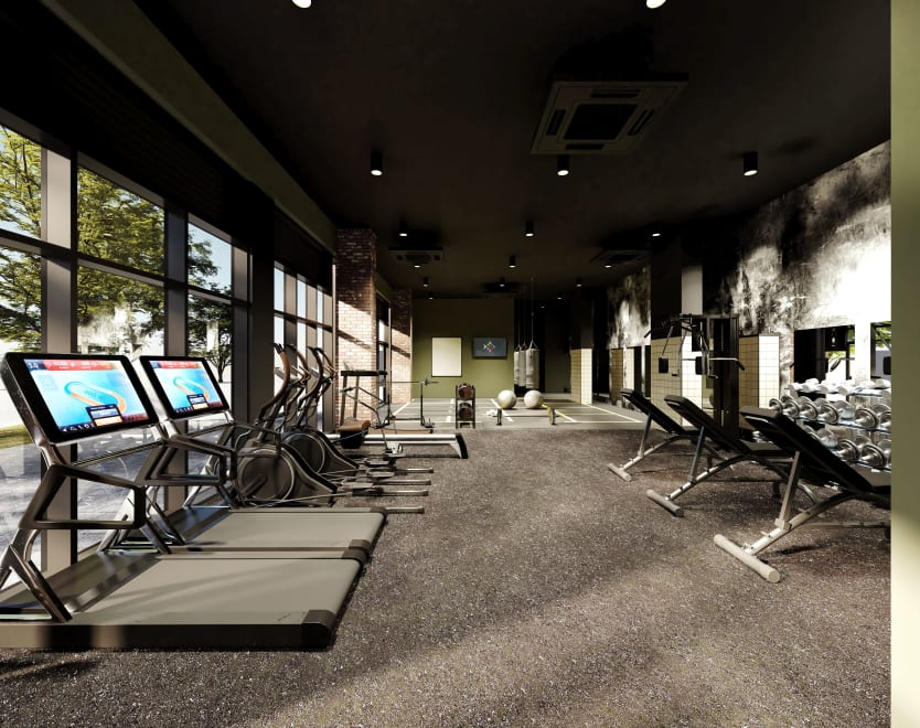 Salford Student Accommodation with FREE Gym