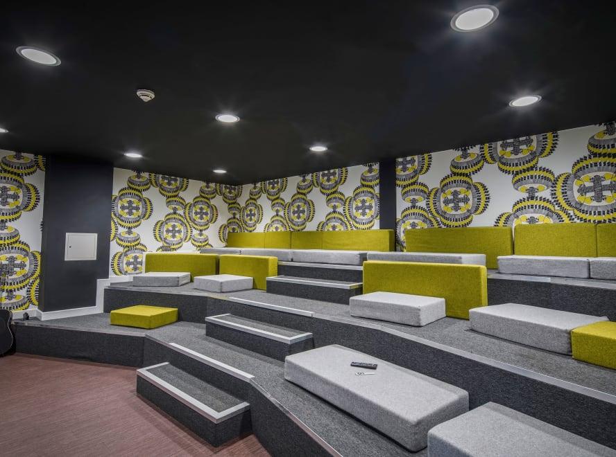 true Student Newcastle Cinema Room