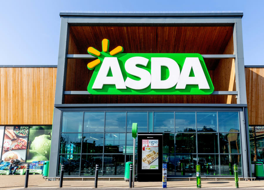Asda Store Front