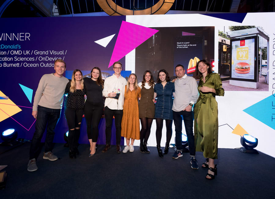 Outdoor Media Awards winners