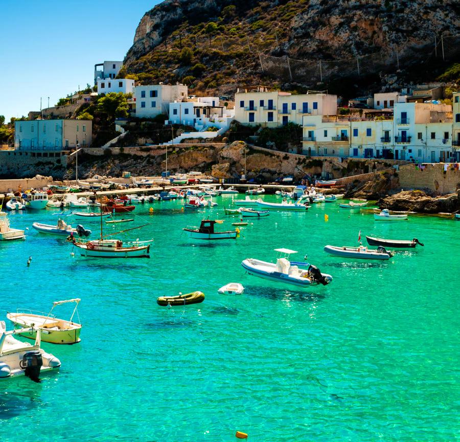Levanzo, Sicily