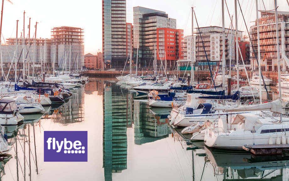 flybe flights to Southampton