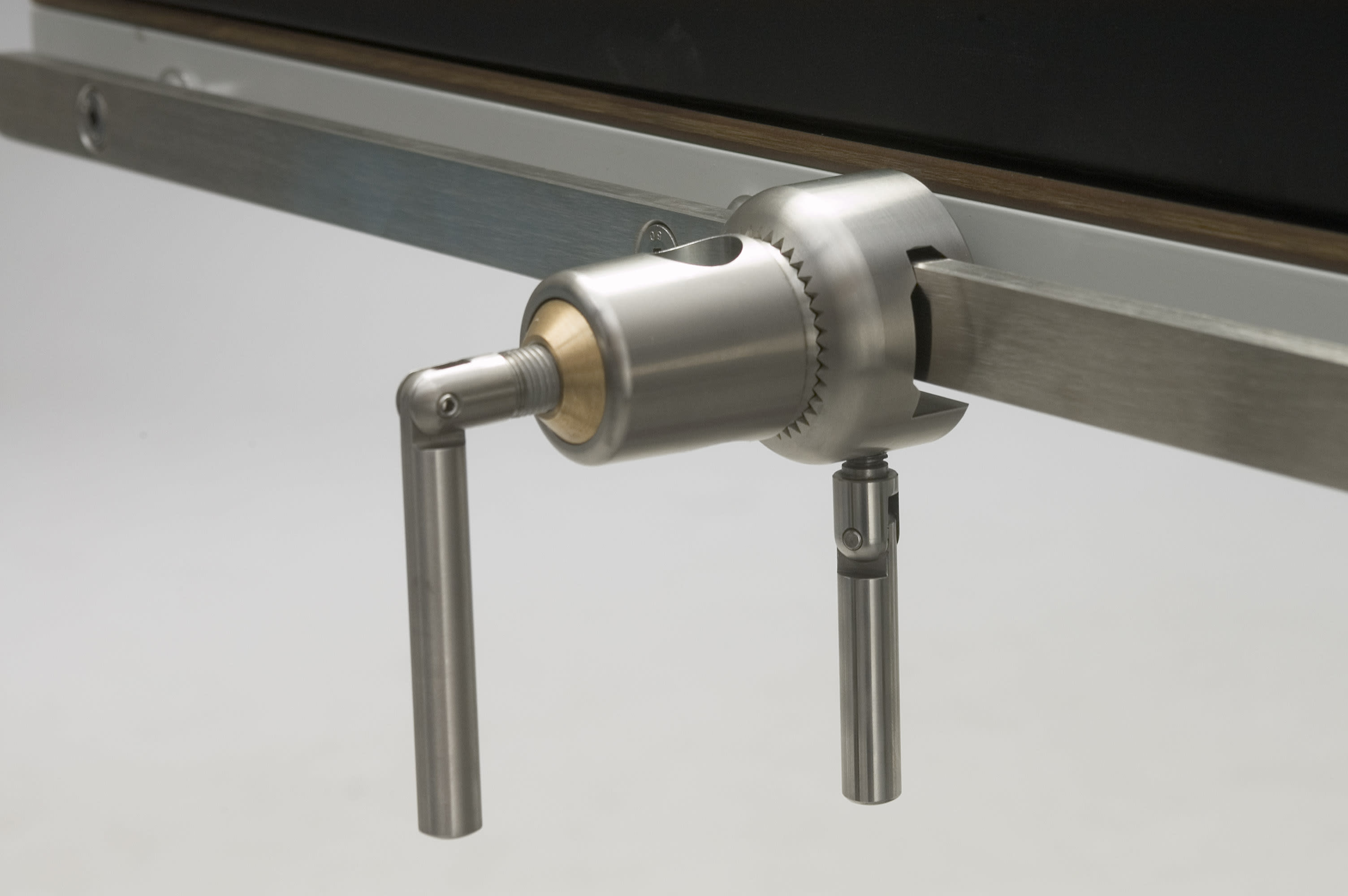 Clamp - Rotary Socket - Stainless Steel - for UK, EU & US Side Bar