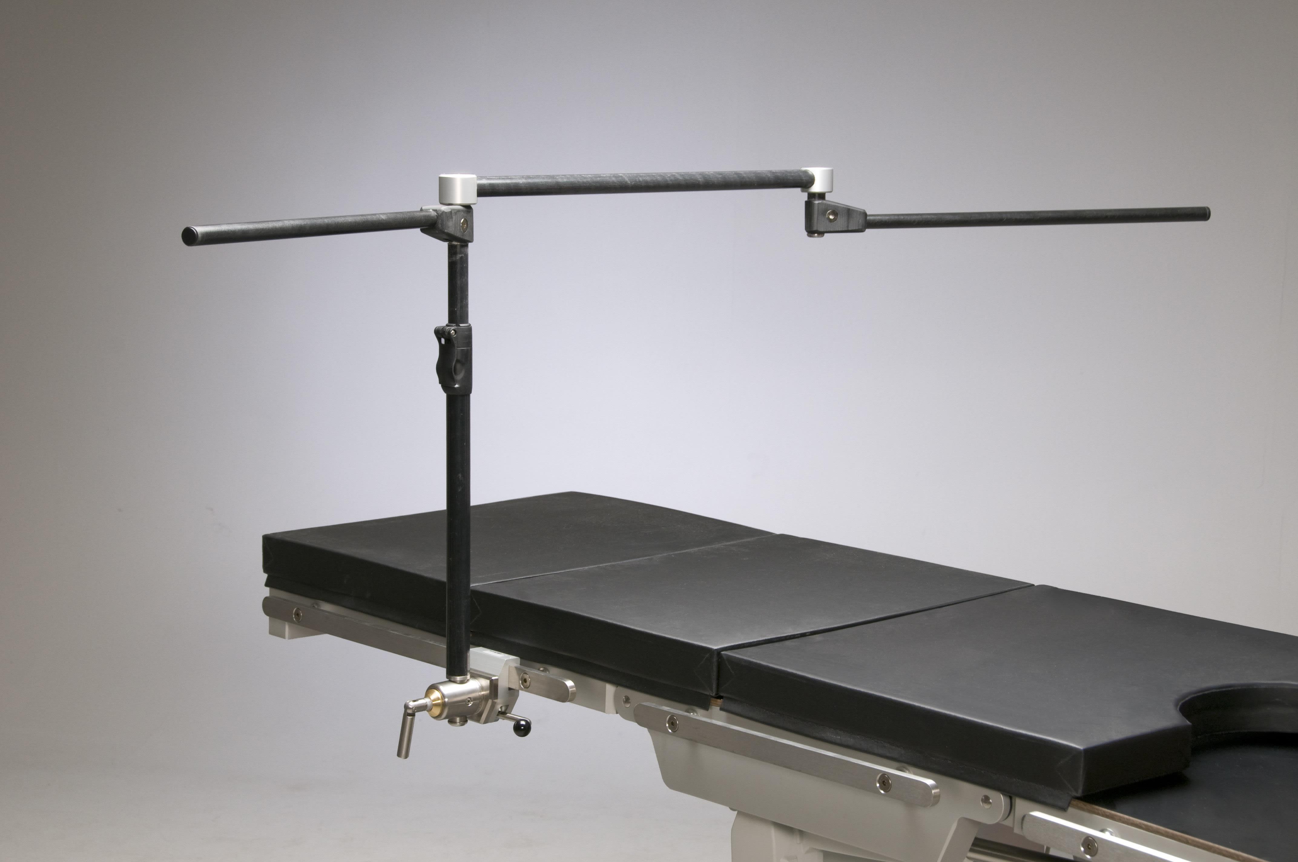 Anaesthesia Frame - Carbon Fibre (10-313) - Hook-on - for UK Side Bar
