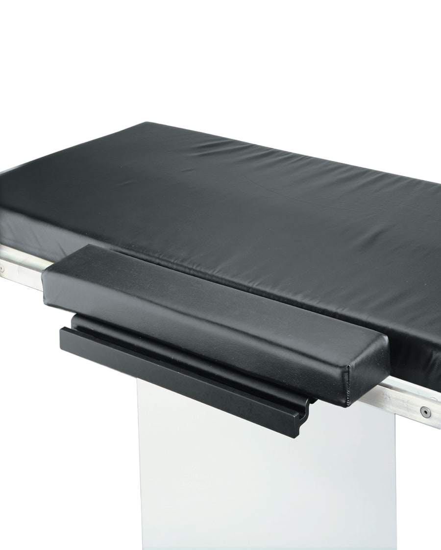Table Width Extender - 100 x 510mm - for UK Side Bar - includes Pad - 75mm