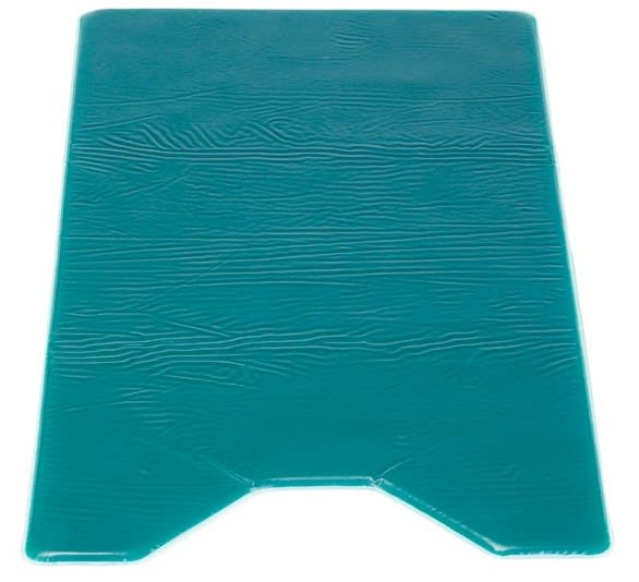 Oasis 3-piece Operating Table Pad (OA037) - Torso Section with Cut-out - 900 x 500 x 10mm