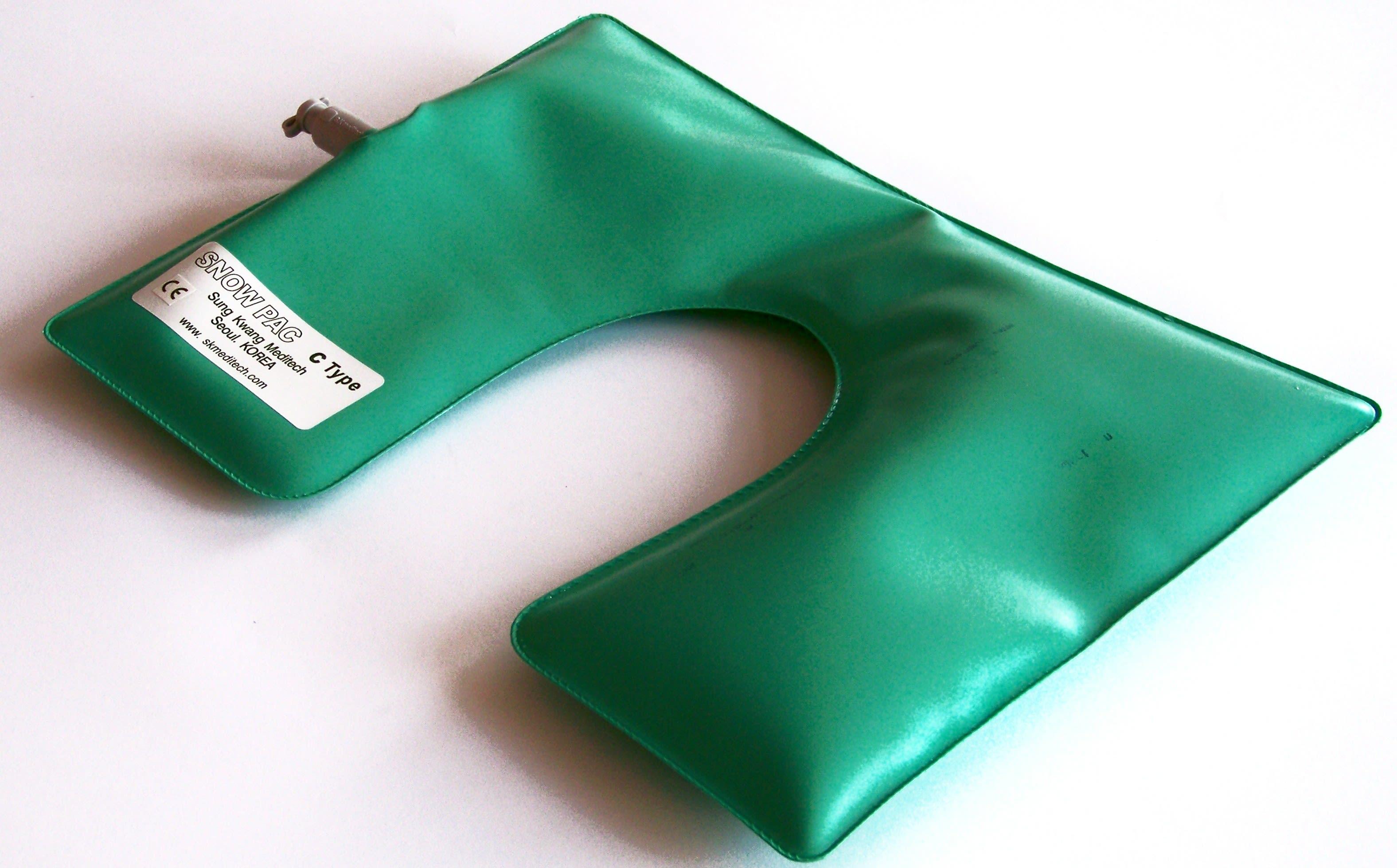 Vacuum Beanbag Positioner - Head Stabiliser - 400 x 300mm