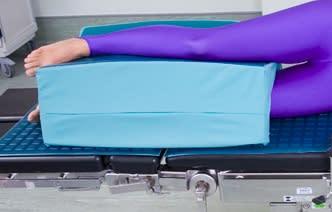 Oasis Elite Lateral Leg Positioner (EL800) - Adult - 650 x 400 x 230mm