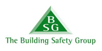Building Safety Group (BSG)