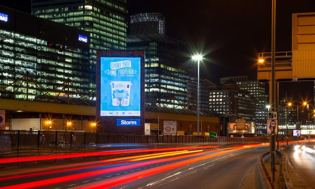 Storm Screen in East London