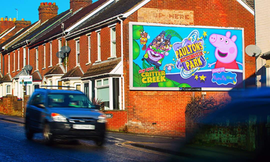 Billboard Site in Wiltshire