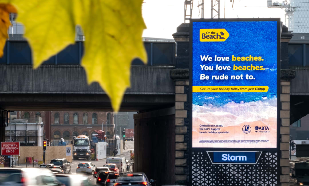 Storm Screen in Manchester