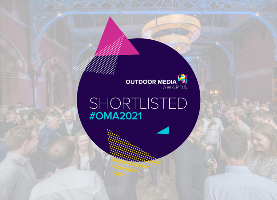 Shortlisted for the 2021 Outdoor Media Awards