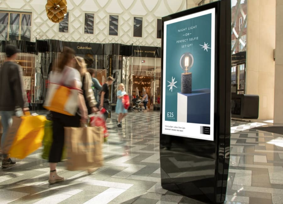 Malls Live Screen in Yorkshire