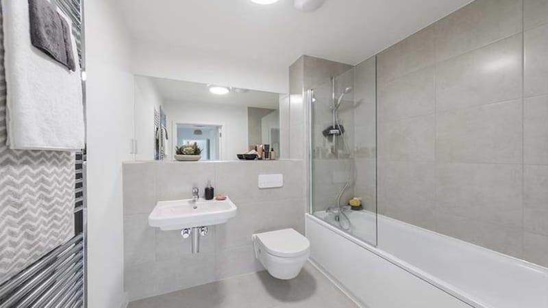 Forest Grove bathroom
