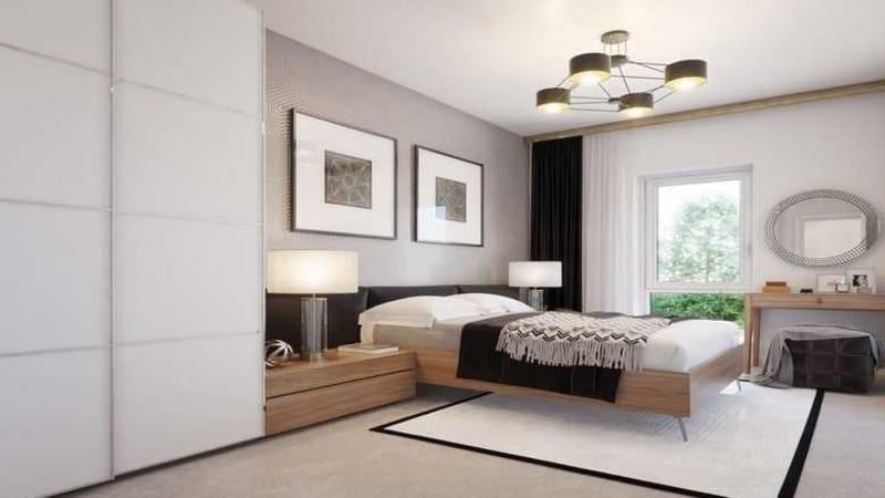 Picture of Sheldon's Reach bedroom