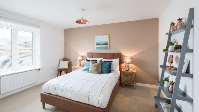 Hanbury Place - Bedroom 2