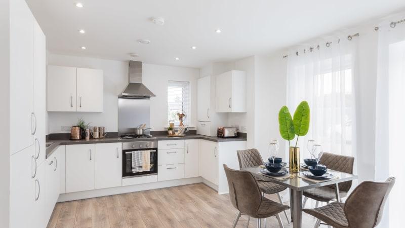Hanbury Place - Kitchen
