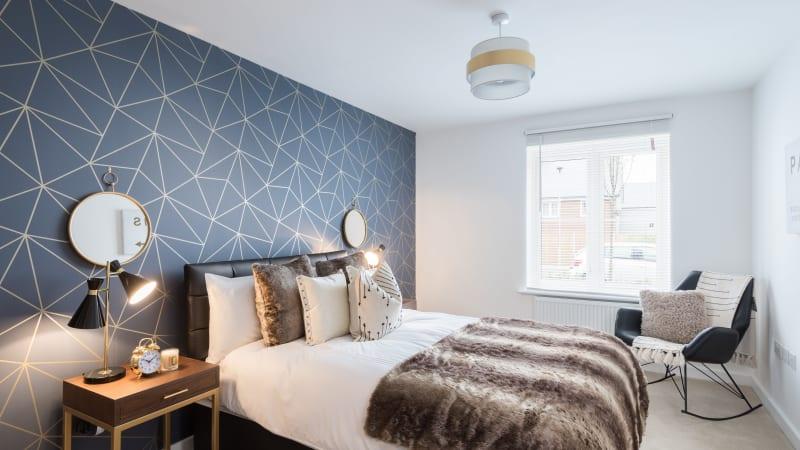 Hanbury Place - Bedroom 1