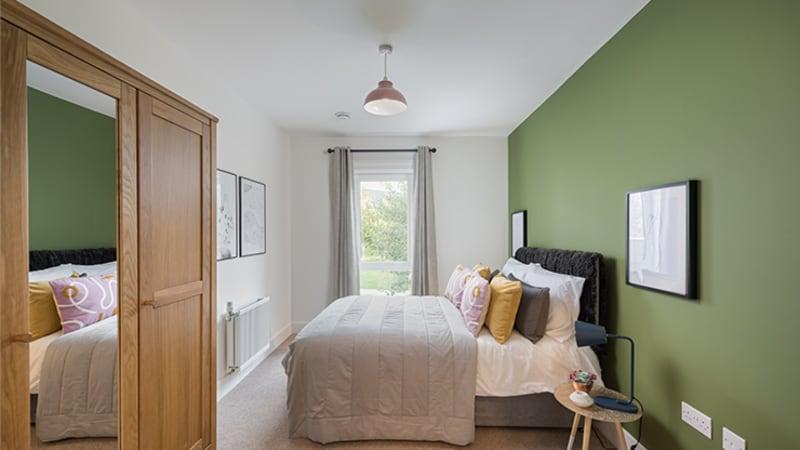 Spectrum bedroom 2
