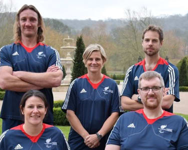 ParalympicsGB | Athletes announced on paralympic inspiration