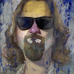 The Dude painting